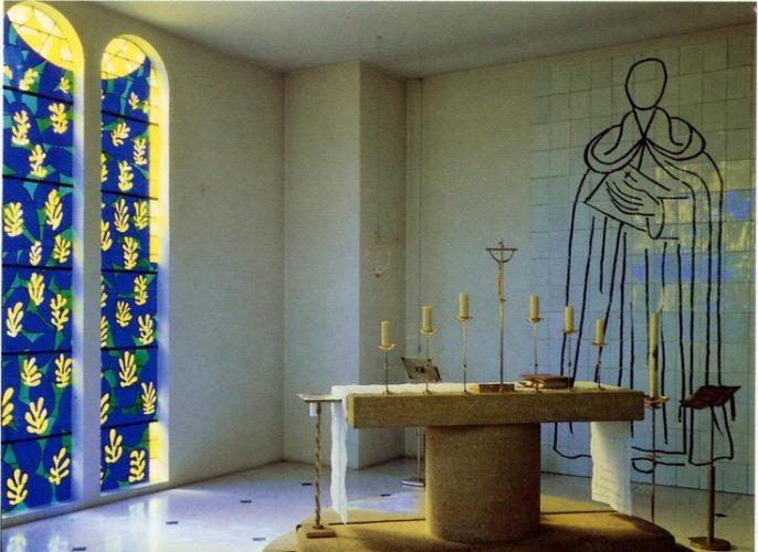 Kapel van Matisse
