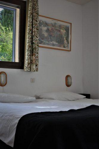Twee persoonsslaapkamer
